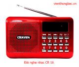Đài nghe nhạc Cr-16