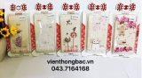 Ốp lưng dẻo hình hoa viền đính đá cho Vivo V3/ V3 Max