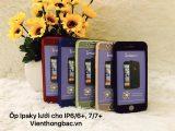 Ốp Ipaky lưới full 360 độ cho iphone 6 plus .7/7 plus . 8/8 plus