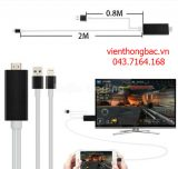 Cáp HDMI ra TV cho iPhone – iPad
