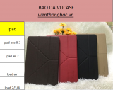 Bao da Vucase cho ipad pro 9.7 inches / ipad 2.3.4