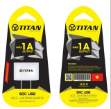 Củ sạc Titan 1A