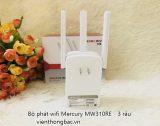 Bộ kích wifi Mercury MW310RE- 3 râu