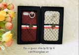 Ốp ví gucci cho iphone 6/6plus/7/7 plus/ 8/8 plus/ X