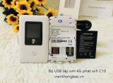 Bộ usb lắp sim 4G phát wifi C10