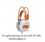Tai nghe chụp tai Gaming có mic Zidli ZH-300L