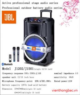 Loa kéo di động JBL J1202 / J1501