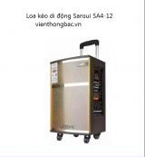Loa kéo di động Sansui SA4-12