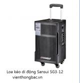 Loa kéo di động Sansui SG3-12