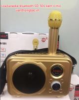 Loa Karaoke Bluetooth SD-501 kèm 1 mic