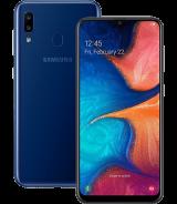 Điện thoại Samsung Galaxy A20