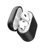 Bao Silicone bảo vệ tích hợp sạc không dây Baseus Wireless Charger dùng cho tai nghe Apple Airpods (Qi Wireless Charger Case)