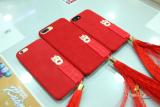 Ốp lưng mèo thần tài – ốp mèo may mắn cho iphone 5 . 6 plus . 7