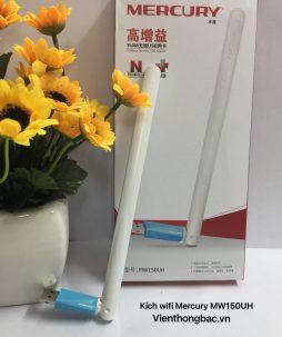 Bộ kích sóng wifi Mercury MW150UH