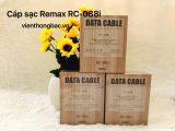 Cáp sạc Remax RC- 088i cho iphone