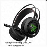 Tai nghe chụp tai Gaming Zidli ZH6