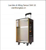 Loa kéo di động Sansui SA4-10